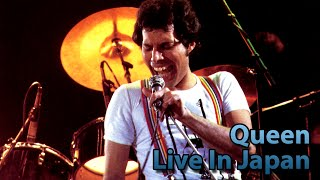 Queen Live In Japan 1979 Killer Queen/Bicycle Race/I'm In Love With My Car medley
