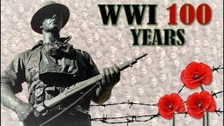 WWI 100 Years Later - Exploring the Graves of the Fallen from the Lusitania to the Lost Battalion
