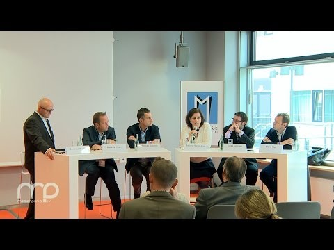 "Diskussion: über das Thema ""Mobile Corporate Communication"""