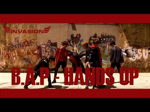 B.A.P [비에이피] HANDS UP DANCE COVER BY INVASION BOYS