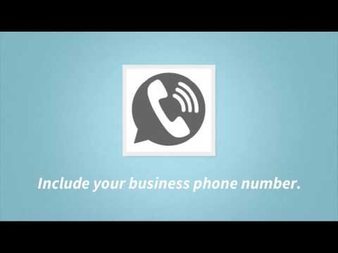 Essential Contact Info to Put on Your Website