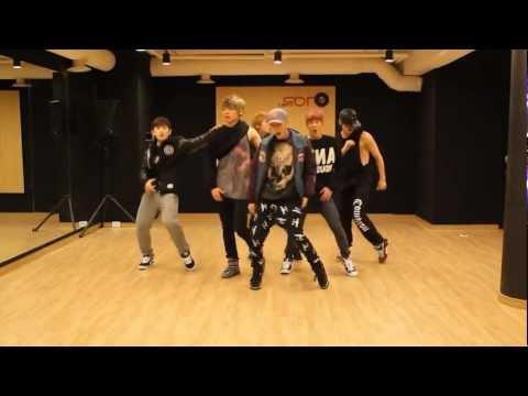 Teen Top - Miss Right mirrored Dance Practice etc