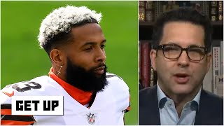 What is Odell Beckham Jr.'s future with the Browns? | Get Up