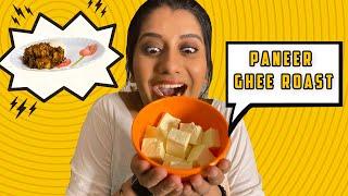 Paneer Ghee Roast | Protein Rich Vegetarian Recipe | Priyanka Deshpande