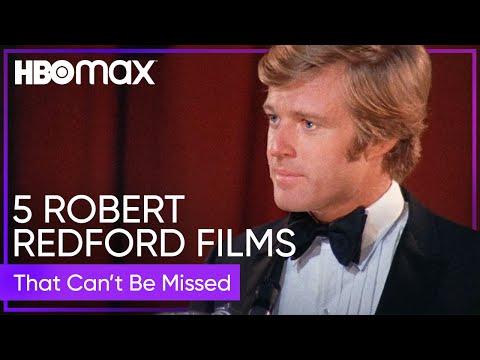 Robert Redford's Top 5 Must-See Films   HBO Max