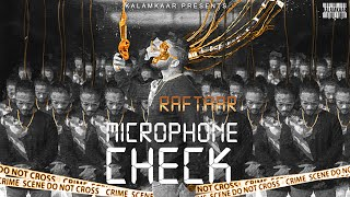 Microphone Check – Raftaar (Album Barish Ep) Video HD