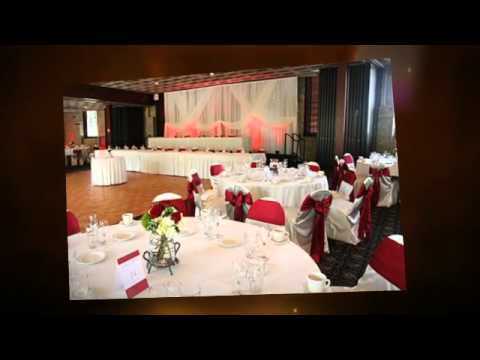 Roundhouse Banquet Events in Aurora IL - Event Decor by Satin Chair Covers Rental