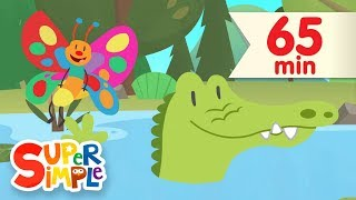 After A While, Crocodile | + More Super Simple Songs for Kids - YouTube