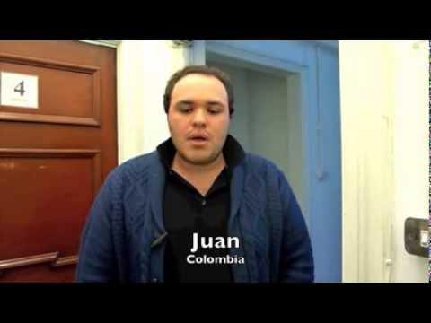London Student Testimonial - Colombia