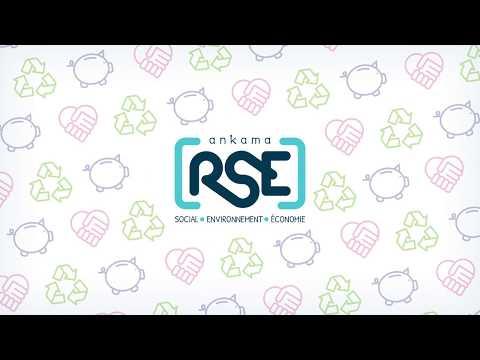 Ankama – Responsabilité Sociétale des Entreprises. - YouTube