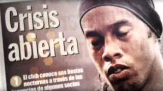 Ronaldinho La abdicación de un rey | THE ABDICATION OF THE KING | Informe robinson crusoe