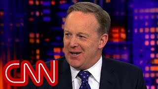 Spicer: Wolff's Trump book is inaccurate