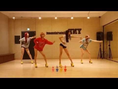 BESTie 'Love Options' mirrored Dance Practice