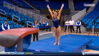Kyla Ross (UCLA) - Vault (9.9) - 2018 Meet the Bruins