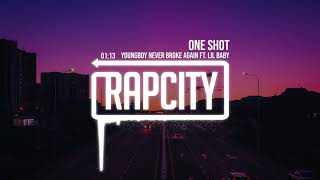 YoungBoy Never Broke Again - One Shot (ft. Lil Baby)