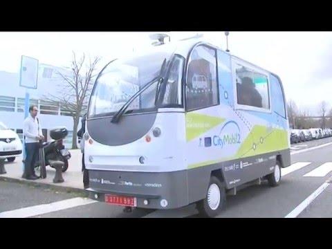 La tecnología de Satel se utiliza en en el primer prototipo de autobús automatizado.