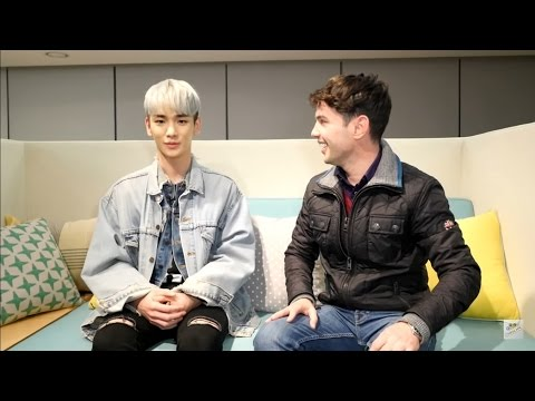 Entrevista Key de Shinee