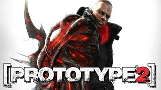 Prototype 2 All Cutscenes (Game Movie) 1080p HD