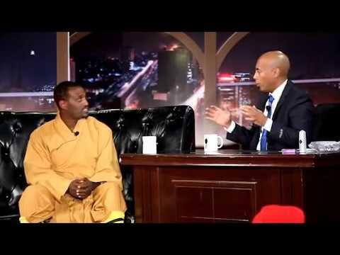 Seifu Fantahun Show - Dawit Judo Interviw On Seifu Fantahun Late Night Show
