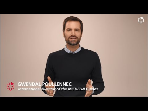 Go to https://www.youtube.com/watch?v=oXLhqkga1h8&feature=youtu.be for a special video message from Gwendal Poullennec, international director of the MICHELIN Guides.