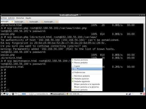 Balanceadores: ldirectord vs haproxy - Taller II STR Sistemas