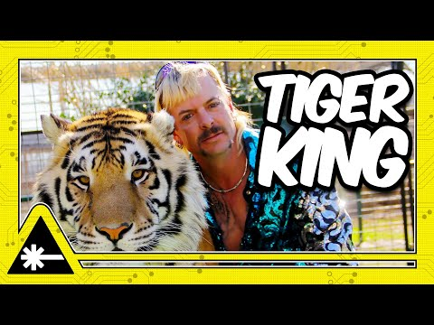 TIGER KING: Why Netflix's Latest Crime Doc Has Fans Losing Their Minds (Nerdist News w/ Dan Casey)