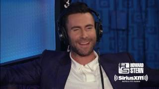 """Adam Levine Talks What Goes on Behind the Scenes at """"The Voice"""""""