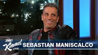 Sebastian Maniscalco on Performing in Front of Stallone and Pacino