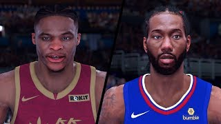 Houston Rockets vs. Los Angeles Clippers - Game 7 - 2020 NBA Conf. Finals! - Full Gameplay