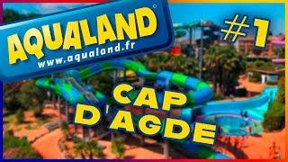 Aqualand (cap d'adge) gopro