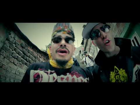 Crack Family - Liquid Crack Feat Dr. Knarf ( Video Oficial )
