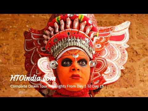 Onam Festival, Kerala - Hidden Treasures of India