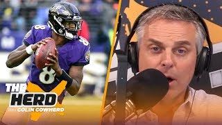 Colin Cowherd ranks his 10 most interesting teams for next NFL season | THE HERD