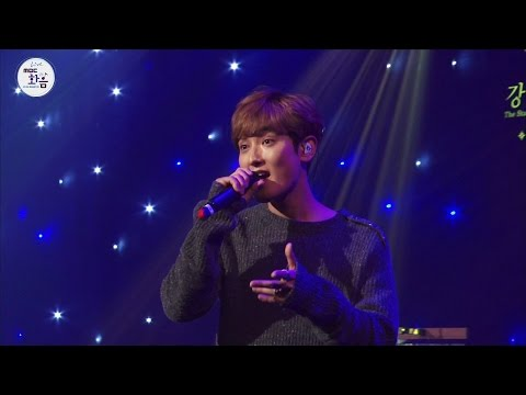 Kangta - Falling In Love, 강타 - 오!그대를 [별이 빛나는 밤에] 20161025