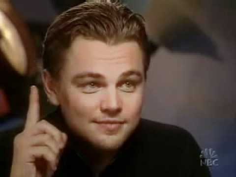Leo DiCaprio on becoming Howard Hughes