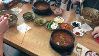 Cuộc sống ở Hàn Quốc:1 ngày 3 bữa cơm và Bộ Y Tế xuống kiểm tra an toàn vệ sinh thực phẩm.한국에 세끼 밥은