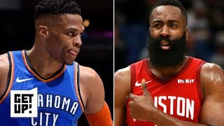 OKC will go further in the NBA playoffs than the Rockets – Jalen Rose | Get Up!