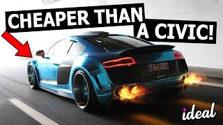 CHEAP Supercars You Can Afford!
