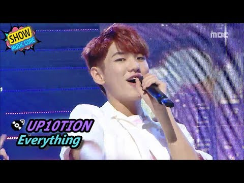 [Comeback Stage] UP10TION - Everything, 업텐션 - 에브리띵 Show Music core 20170701