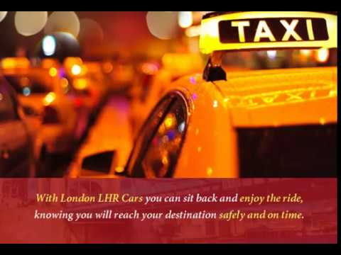 Airport Taxis London