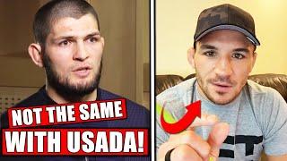 Khabib's team ACCUSES Michael Chandler of PED use...Adesanya on Paulo Costa encounter + UFC 253