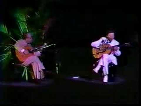 MIGUELITO ALCAIDE duo de guitarras