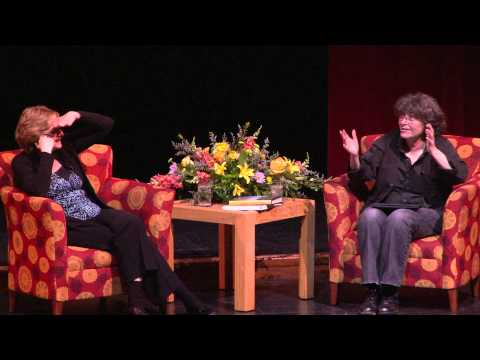 A Conversation with Best-selling Author Anita Diamant - YouTube