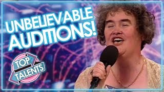 UNBELIEVABLE Auditions That SHOCKED & SURPRISED THE WORLD | X FACTOR, GOT TALENT IDOLS