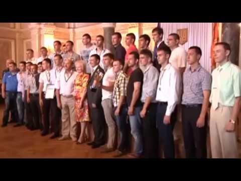 Університет на студентському Євро-2013 з футболу (Almeria)