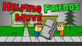 Brewstew - Helping Friends Move