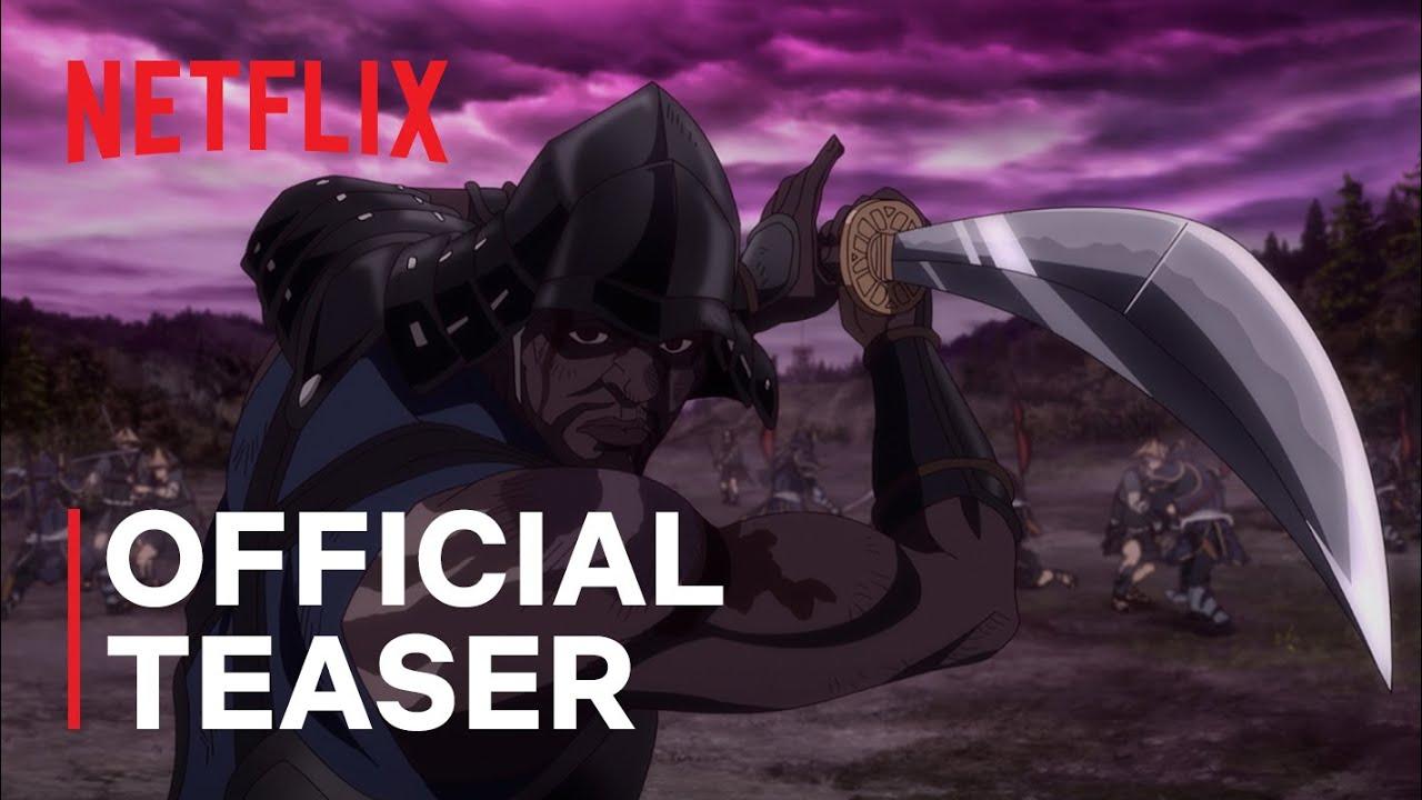 Trailer de Yasuke