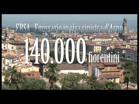 Ersa: un cantiere per l'Arno pulito