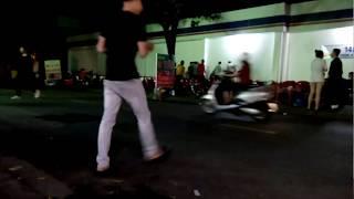 Thanh niên nhậu xong đánh nhau sml tại quán nhậu Hoàng Hoa Thám, Tân Bình