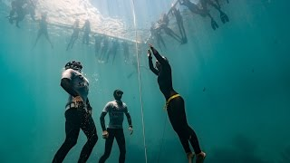 The Dive (the first World Record for Japan) by Sayuri Kinoshita